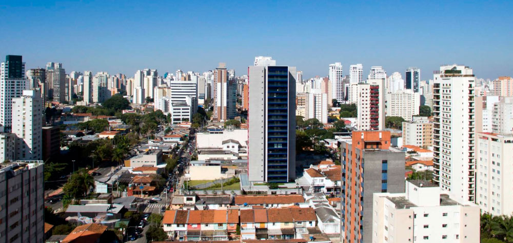 Vista do Epic Vila Olímpia